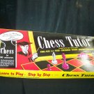 Vintage 1972 Plastic Learn CHESS TUTOR Board Game Lowes
