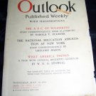 Vintage OUTLOOK Magazine July 19 1916 Soldiers A-B-C