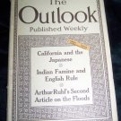 Vintage OUTLOOK Magazine May 3 1913 California Japanese