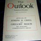 Vintage OUTLOOK Magazine August 21 1918 WWI World War 1