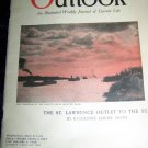 Vintage OUTLOOK Magazine March 2 1921 ST LAWRENCE Sea