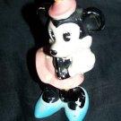 "Vintage 1940s MINNIE MOUSE China 5"" Disney Figure"