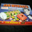 Vintage 1960s Jan Murray NBC TV Show Word Board Game