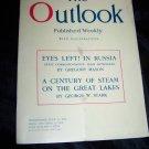 Vintage THE OUTLOOK Magazine July 11, 1917 Pierce Arrow