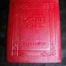Antique/Vintage 1920s WILL OF MILL Robert Louis Stevenson Little Luxart Library