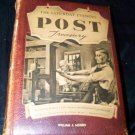 Vintage 1954 SATURDAY EVENING POST Treasury Deluxe Book