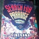 Vintage 1957 SEARCH FOR PARADISE Movie Souvenir Program