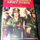 Vintage 1944 CHERRY AMES ARMY NURSE Helen Wells HC/DJ Grosset Dunlap Book