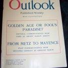 Vintage OUTLOOK Magazine March 1919 Bon Ami Powder Ad