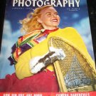Vintage PHOTOGRAPHY Magazine Jan 1950 MacPherson Pin-up