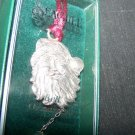 Seagull Pewter SANTA CLAUS Christmas Ornament in Box