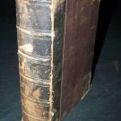 Antique ATLANTIC MONTHLY LXV #65 1890 Leather Book