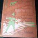 Vintage 1908 The Adventures of a Brownie and Some Childrens Poems Miss Mulock McLoughlin Bros Book