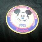 1993 Disneyana Convention Flicker Badge MICKEY MOUSE