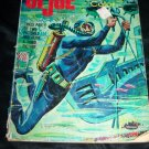 Vintage G.I GI JOE Trace & Color Whitman Coloring Book