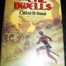 Where the Evil Dwells by Clifford D. Simak (1982) HC Book