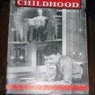 Vintage AMERICAN CHILDHOOD Magazine 1943 Lincoln Day