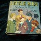 Vintage 1934 LITTLE MEN Big Little Movie Picture Book