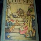 Vintge 1920s LITTLE MEN Louisa May Alcott~Clara Burd Book