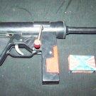 Vintage Mattel TOMMY BURP Toy MACHINE GUN with Kilgore Caps Unused