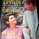 Vintage 1964 JACQUELINE KENNEDY Tribute Annual Magazine