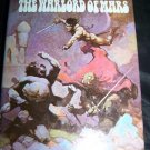 GODS OF MARS WARLORD Edgar Rice Burroughs Frazetta Book