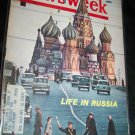 Vintage NEWSWEEK May 2 1966 LIFE IN COMMUNIST RUSSIA