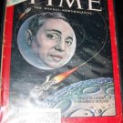 Vintage TIME Magazine Aug 10 1962 D BRAINERD HOLMS Moon
