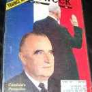 Vintage NEWSWEEK Magazine May 12 1969 GEORGES POMPIDOU