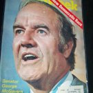 Vintage NEWSWEEK Magazine May 8 1972 GEORGE MCGOVERN