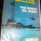 Vintage NEWSWEEK Magazine Sept 22 1969 ALASKA OIL HUNT