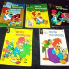 Walter Lantz WOODY WOODPECKER Gold Key Comic Lot