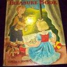 Vintage 1951 BIG GOLDEN TREASURE 26 STORIES FUN BOOK