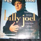 Rolling Stone Magazine January 25 1990 Billy Joel, Jeff Beck, Stevie Ray Vaughan