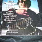 Rolling Stone Magazine January 26 1989 Roy Orbison