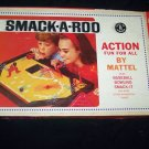 Vintage 1964 SMACK-A-ROO Smackaroo Smack a Roo Mattel Toys Game