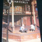 Shakespeare Quarterly Scholarly Journal Folger Library vol 31 #2 Summer 1980