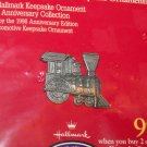 New 1998 Hallmark Christmas Locomotive Keepsake Ornament Collectors Pin #3