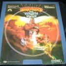 Vintage Star Trek The Wrath of Khan CED Videodisc Video Disc Movie