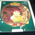 Vintage Rankin/Bass The Hobbit by J.R.R. Tolkien CED Videodisc Video Disc Movie