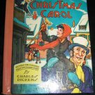 Vintage 1940 A Christmas Carol: the Charles Dickens Story Retold for Children Book