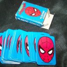 Vintage 1979 Spider-Man Child Size Mini Playing Cards Set