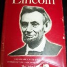 Vintage 1949 William Herndon's Life of Abraham Lincoln HC/DJ Book