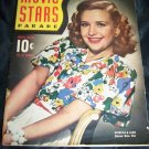 Vintage MOVIE STARS PARADE Winter 1940-41 Magazine v1#2