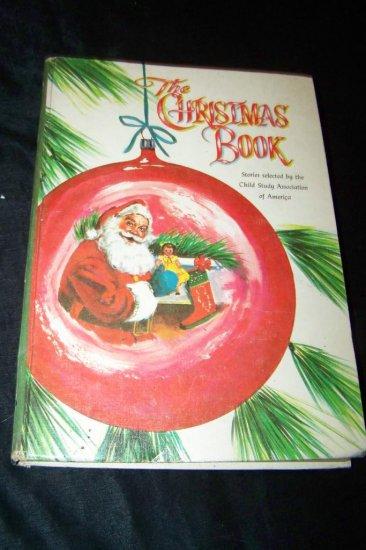 Vtg 1954 THE CHRISTMAS BOOK Whitman Child Study Association