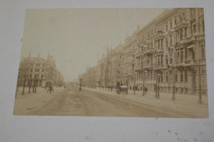 Antique Cabinet Photo Cologne Germany Cityscape Street
