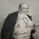 Antique Salon 1882 Mr LHeritier Georges Cain Etching Art Print