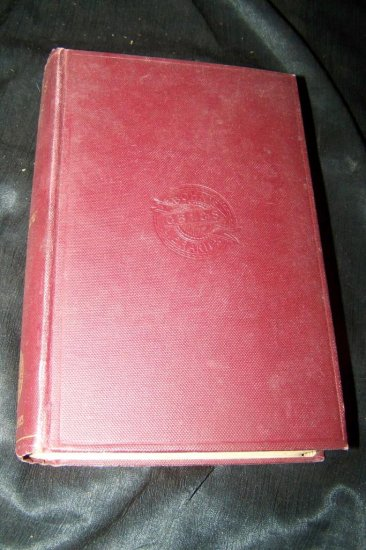 Antique 1905 POEMS OF HEINE E.A Bowring HC Bell Book