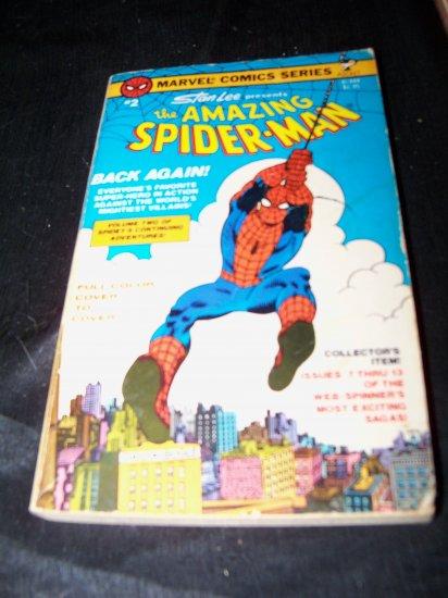 Vintage The Amazing Spider-man, Spiderman No. 3 (1978) PB Pocket Book