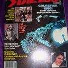 Vintage STARLOG Magazine May 1980 #34 Battlestar Galactica, Star Wars Empire Strikes Back, Dr Who